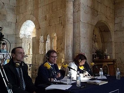 Programa especial Románico Atlántico en SER Radio Zamora