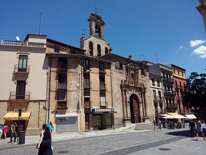 San Martín de Tours Restoration
