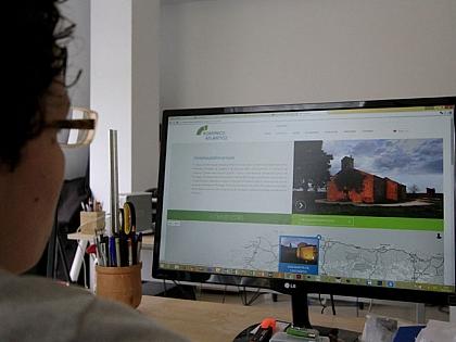 O Plano Românico Atlântico renova a sua página web
