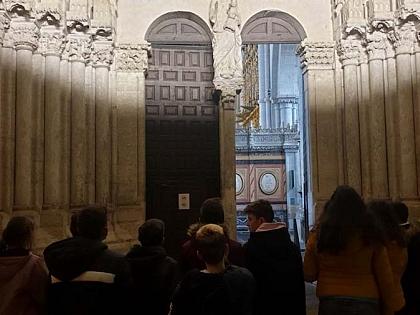 La catedral de Ciudad Rodrigo se llenó de música y vida con Románico Atlántico