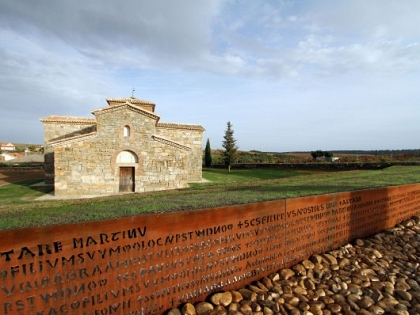 Atlantic Romanesque concludes intervention in San Pedro de la Nave