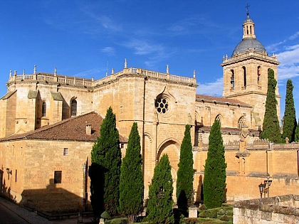 The Atlantic Romanesque gauges the Cathedral of Ciudad Rodrigo