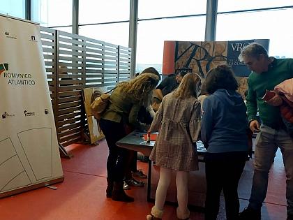 Románico Atlántico enseña en AR&PA; que es divertido restaurar