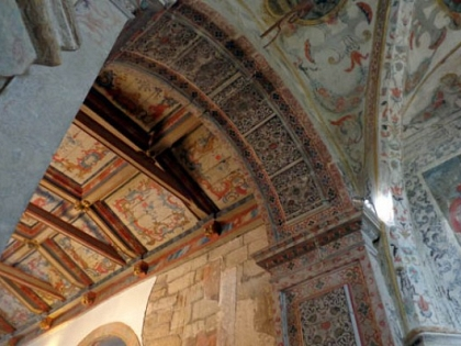 The Atlantic Romanesque Plan intervenes in the church of Covas do Barroso in Portugal