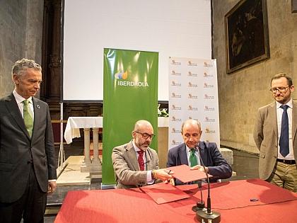 Junta de Castilla y León y Fundación Iberdrola dan continuidad al Plan Románico Atlántico
