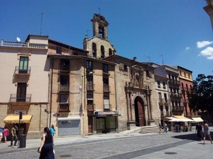 Pré-monitorização de San Martín de Tours em Salamanca