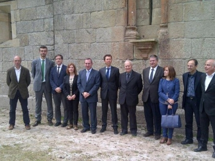 O Plano Românico Atlântico intervém na igreja de Covas do Barroso em Portugal